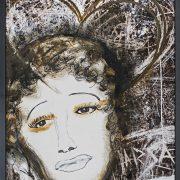 FIORONI GIOSETTA – Ritratto di Edith Piaf-min